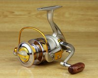 Wholesale Large Metal Fishing Reel Spinning Series BB carp fishing Fish Coil Carretilha Pesca Size