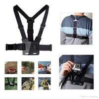 gopro accessories - 7 in Bundle Combo Kit Set Go Pro Chest Harness Strap Head Strap Wrist Strap Camera Accessories For GoPro Hero
