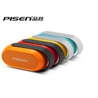 Wholesale PISEN Bluetooth Speaker Waterproof IPX6 Portable Outdoor Wireless Mini NFC SoundBox Loudspeakers Speakers for iphone Samsung