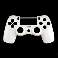 Cheap Front Housing Shell Case For PlayStation 4 for PS4 Controller 4 New