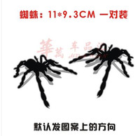 ant stickers - Car sticker spider ants hide scratches decals funny character body double color sticker