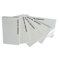 Wholesale 125KHZ RFID Card RF proximity mm ID Thin CARD EM smart card EM4100 TK4100 rfid chip id cards for access control