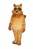 bandit s - bandit fox mascot costume adult size cartoon fox bandit theme anime cosply costumes carnival fancy dress kits suit for party