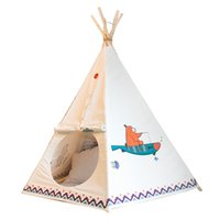 Wholesale Hot selling New design children game room indian Teepee