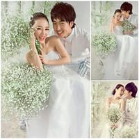 Wholesale Artificial Silk Flowers Gypsophila Baby s Breath Plants Home Wedding Decor