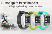 automatic cameras - Smart Watches For Health Automatic Bluetooth Connection For I7 Intelligent Heart Bracelet A Flagship Healthy Heart Bracelet