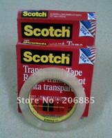 Wholesale M scotch tape with gummed paper made in USA testing tape Ruban transparent Cinta transparente MM M rolls