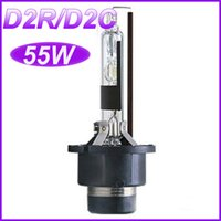 best conversion kits - 2Pcs D2R Xenon lamp W hid light bulb k factory replacement for Car Headlight best quality
