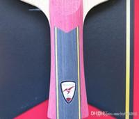 Wholesale Butterfly MIZUTANI JUN SUPER ZLC CARBON TABLE TENNIS BLADE Table Tennis Racket pingpong bat