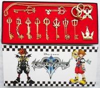 arsenal keychain - Kingdom Hearts Necklace Heart Keychain keychain necklace arsenal Kingdom series models