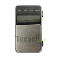 Wholesale New Mini g g Mini Portable Digital Electronic Jewelry Digital Pocket Scale with retail box