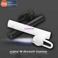 Wholesale Hot Sale Original Xiaomi Bluetooth Headphones Headset LYEJ01LM Bluetooth Xiaomi Mi Bluetooth Earphone Build in Mic Handfree