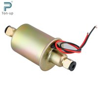Wholesale Clear Stock V Automotive Universal Electric Fuel Pump with Installation Kit EP8012SP For Petrol and Diesel Cars Vehicle