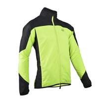 Wholesale Cycling Jackets ROCKBROS Hot Sale Jacket Cycling Wind Coat bike jacket motorcycle jersey bike clothing cycle Green Black New