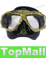 Wholesale LAI High Quality Professional Outdoor Diving Mask for Spearfishing Scuba Gear Swimming Mask Goggles