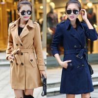 Cheap Nice Long Trench Coats | Free Shipping Nice Long Trench