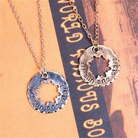 Вс жизнь RU-Мода украшения аксессуары Moon моей жизни ожерелье Игра престолов Мой солнце и звезды ожерелье