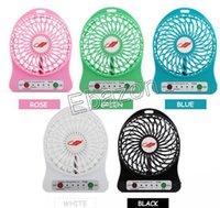 Wholesale USB Portable Fan Mini Cool Fan Handheld Emergency Fan Third Gear Rechargeable Battery Outdoor Cooling Gadget