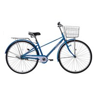 Wholesale City Bike Inch Woman and Man working city bike High Carbon Steel Frame Duralbe and Lightweight High Carbon Steel