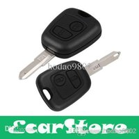 Wholesale Remote Key Replacement Case Shell for Peugeot