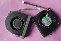 refrigerador de la CPU Ventilador para HP Elitebook 2530P 2530 el ventilador del cuaderno 492568-001 GB0555PDV1-A