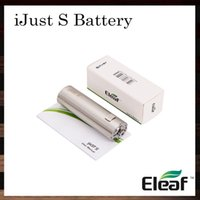 battery protection system - iSmoka Eleaf iJust S Battery mah Direct Output Voltage System Dual Circuit Protection Original