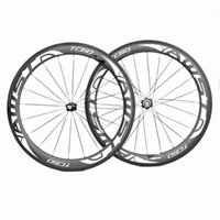 Wholesale 60mm depth Carbon Road Wheel Novatec Hub durable and superlight wheel and year warranty