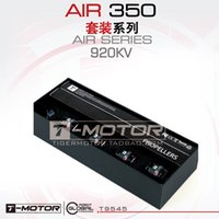 Wholesale T Motor AIR GEAR multirotor driving equipment set AIR2213 kv920 plastic prop