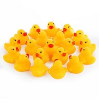 Wholesale mini Rubber duck bath duck Pvc duck with sound Floating Duck Fast delivery