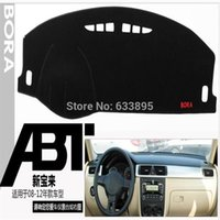 Wholesale Vw bora Dashboard mat dark visor keeps sun Embroidery section