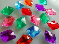 Wholesale 100pcs mm mixed colour sew on rhinestones dazzling Acryl crystal flatback loose beads