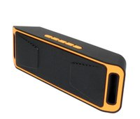 audio subs - Mini Portable Wireless Stereo Bluetooth Speaker with FM TF slot Super Bass sub woofer for all phones SC