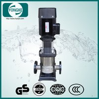 Wholesale 100 m3 h HZ high efficiency anti corrosion long life stainless steel vertical multistage centrifugal pump