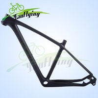 axle weight - 2016 Light weight carbon mountain bike frame High quantity china er thru axle frame and QR exchange frame