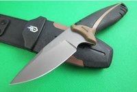 bear grylls - G B GRYLLS GB Bear Bell Signed version tactical knife folding knife knives camping hunting folding knives freeshipping