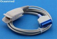 Wholesale GE Marquette Adult Fingertip SPO2 Sensor Oximetry Probe for GE Dinamap V100 Monitor Ohmeda Technology