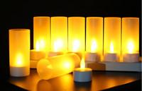 Wholesale 12pcs LED Candle Kerze LED kerze vela de led LED candela velas para navidad Kerzen für weihnachten