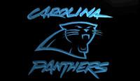 Wholesale LS854 b Carolina Panthers Super Bowl Bar Neon Light Sign jpg