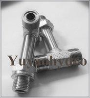 adjustable bushing - Tee Fittings Forged Fittings Orfs Orfs Adjustable Nut