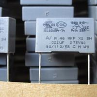 av capacitor - Italy safety correction capacitors AV R46 uf VAC nf feet away from the MM