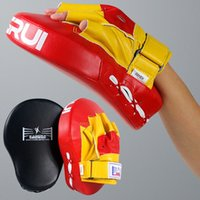 Wholesale KB402 Boxing training focus mitts Boxing target