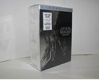 Wholesale Star Wars Trilogy First Time On DVD Disc Set US Version DVD Boxset New