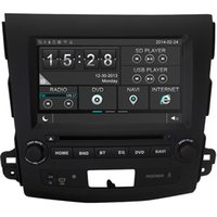 2 DIN car dvd player for mitsubishi outlander - Witson Car DVD GPS Player Head Unit for Mitsubishi Outlander XL EX with Radio Tape Recorder Support G Wifi OBD DVR
