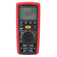 Wholesale UNI T UT505B Handheld Digital Insulation Resistance Tester Megger AC DC Voltage Measurement