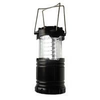 battery led lantern lamp - Outdoor Sport Portable Camping Hiking Fishing Tackle Tourist Telescopic LED Lantern Tent Lamp Light New Arrival