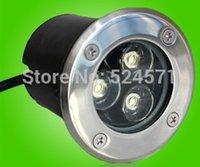 Wholesale Hot Sale CE RoHS IP68 w LED Underground Lamp Buried Inground Light Years Warranty Outdoor Garden Using