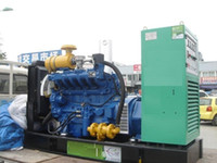 Wholesale Hydrogen gas fuel electricity generator set biogas methane CNG LPG generator set