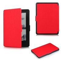 Wholesale All New Super Slim PU Leather Cover Case for Amazon New Kindle