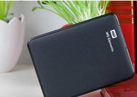 Wholesale 2 quot USB3 External Hard Drive TB Black HDD Portable disk GB Hot sales Year Warranty