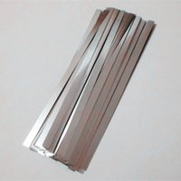 Wholesale 0 mm x mm x mm Pure Nickel Plate Strap Strip Sheets for Battery Spot Welding Machine Welder Equipment
